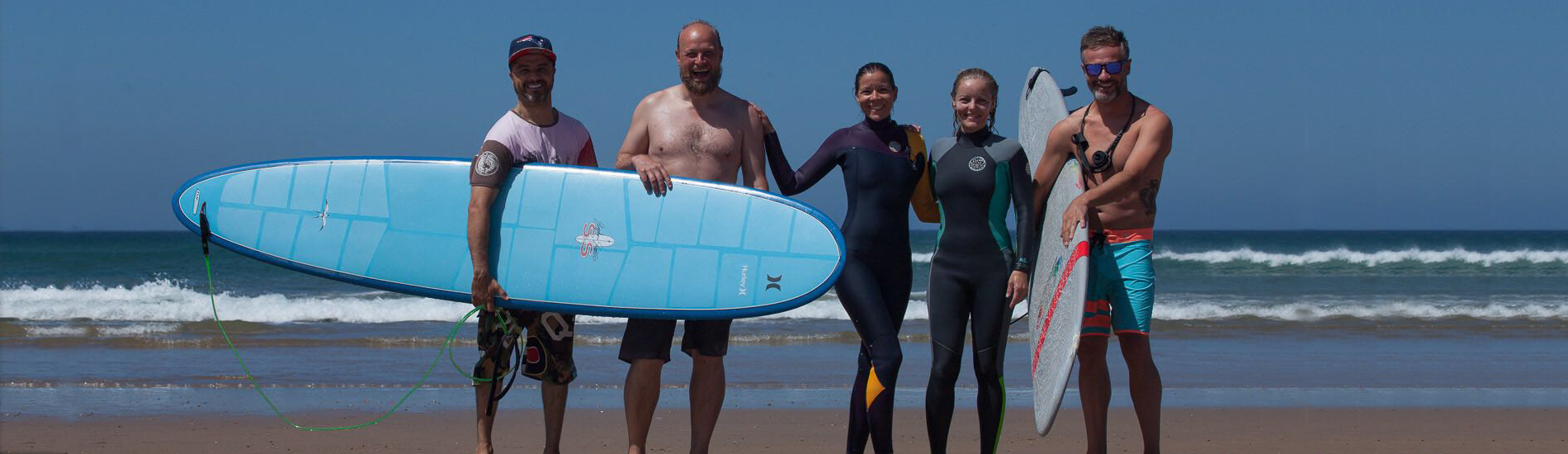 Surya Style surfer group